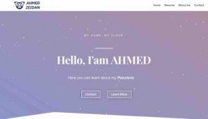 Ahmedzeidan.com