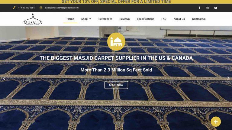 musallamasjidcarpets.com